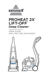 Bissell proheat pet deep cleaning system 89104 manual.