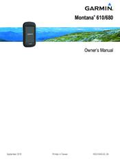 garmin montana 680 manuals rh manualslib com manuel garmin montana 680 garmin nuvi 680 na manual