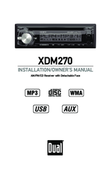 1046959_xdm270_product dual xdm270 manuals dual xdm6820 wiring diagram at mifinder.co