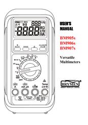 BRYMEN BM905S USER MANUAL Pdf Download