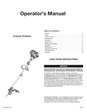 murray ms2560 manuals rh manualslib com murray users manuals murray instruction manual