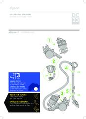 dyson dc23 turbinehead manuals rh manualslib com DC23 Dyson Animal Manual DC23 Dyson Animal Manual