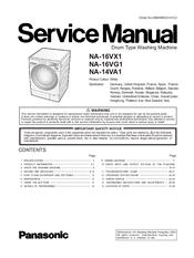 pdf panasonic na 148vb3 washing machine operation book