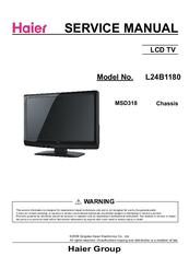 haier l32b1120 manuals rh manualslib com haier vrf service manual haier tv service manual download