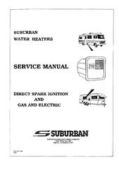Suburban SW6DE Service Manual