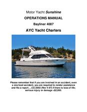 bayliner 4087 manuals rh manualslib com 2006 bayliner 175 service manual pdf 2011 bayliner 175 owner's manual