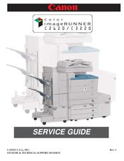 canon color imagerunner c2620 series service manual pdf download rh manualslib com