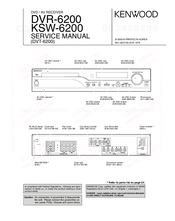 kenwood dvr 505 7000 dvd av receiver service manual