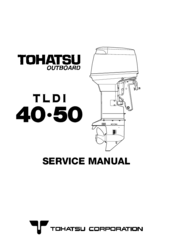 tohatsu tldi 50 manuals rh manualslib com Downloadable Online Chevrolet Repair Manuals Repair Manuals Yale Forklift