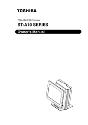Toshiba ST-A10 SERIES Owner's Manual