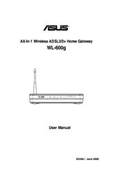 asus wl 600g manuals rh manualslib com Asus AC Adapter Oregon Scientific Manuals