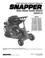 1049171_2812523bve_product snapper 2811523bv (7084940) manuals snapper series 23 wiring diagram at aneh.co