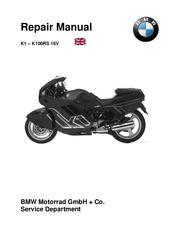 bmw k100rs 16v manuals rh manualslib com