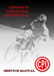 cpi sx 50 user manual