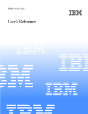 IBM 150 User Reference Manual