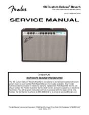 fender 68 custom deluxe reverb manuals rh manualslib com fender 65 twin reverb schematic fender 65 twin reverb schematic