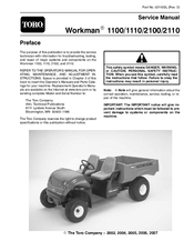 toro workman 2100 manuals Toro Workman Electric Wiring Diagram toro workman 2100 service manual