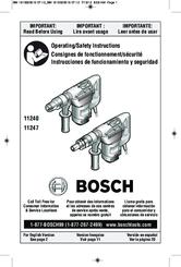 bosch 11240 manuals rh manualslib com bosch instruction manual washing machine bosch instruction manual fridge freezer