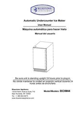bluestone appliance bcim44 manuals rh manualslib com appliance instruction manuals online whirlpool appliance instruction manuals