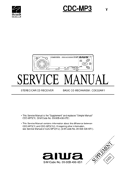 aiwa cdc mp3 yu manuals rh manualslib com