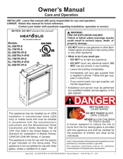 Heat & Glo SL-750TR-IPI-E Owner's Manual