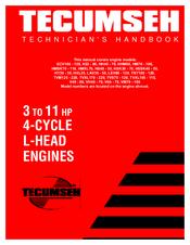 tecumseh hsk70 manuals rh manualslib com Manual Book Repair Manuals