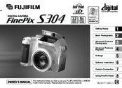 FujiFilm FinePix S304 Owner's Manual