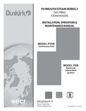 dunkirk psb d manuals dunkirk psb 6d installation operation maintenance manual
