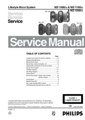 philips emotive micro mz 1000 manuals rh manualslib com owners manual philips sonicare owners manual philips 27ps55s121