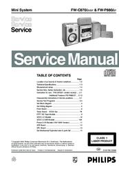 philips fw c870 manuals rh manualslib com owners manual philips inspiration elits owners manual philips inspiration elits
