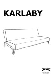 Ikea Karlaby Manuals