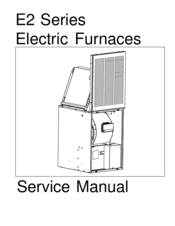 nordyne e2eb 015h manuals rh manualslib com Mobile Home Intertherm Furnace Intertherm Gas Furnace Diagram