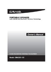 craig cma3581 manuals rh manualslib com craig portable sound blaster cr4208 manual craig portable dvd player owners manual