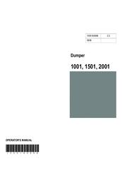 neuson dumper 1501 manuals rh manualslib com  neuson lifton 1001 manual