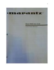 marantz sr880 manuals rh manualslib com marantz sr 880 specs Marantz Njm2177