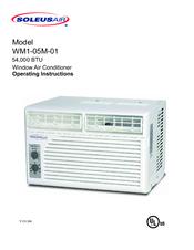 Soleus Air Wm1 05m 01 Manuals