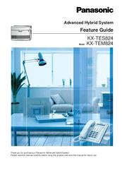 panasonic kx tes824 manuals rh manualslib com panasonic kx-tes824 user guide Panasonic PBX 824