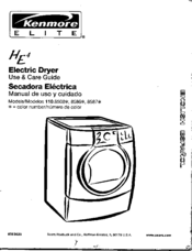 kenmore elite dishwasher installation manual pdf