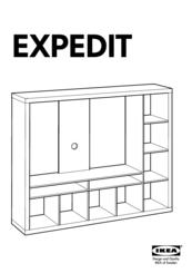 ikea expedit coffee table square manuals rh manualslib com ikea expedit tv möbel manual expedit ikea instruction manual