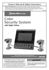 Bunker Hill Security 62284 Manuals