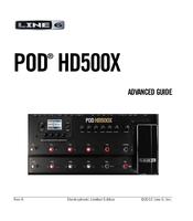 Pod hd500x hook up