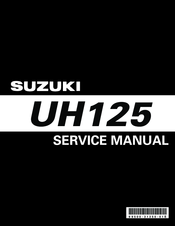 suzuki burgman uh125 service manual pdf download rh manualslib com  suzuki burgman 650 fuse box location