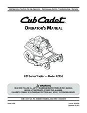 Cub Cadet Rzt 50 Schematic | Wiring Diagram on
