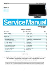 vizio vw22lhdtv10t manuals rh manualslib com Vizio GV42L HDTV Vizio Remote User Manual