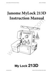 janome 2041 manual