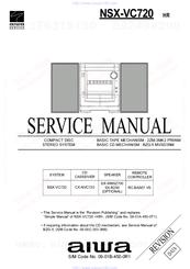 aiwa nsx vc720 manuals rh manualslib com Aiwa Stereo System NSX D60 Aiwa Stereo System NSX D60