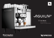 Nespresso aguila 220 User Manual
