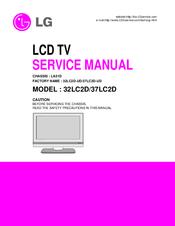 lg 37lc2d series manuals rh manualslib com lg 37lc2d-sc manual lg 37lc2d service manual