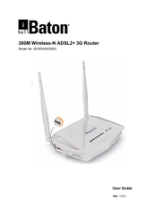 IBALL IB-WRA300N3G ROUTER DRIVERS WINDOWS XP