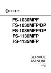 KYOCERA FS-1030MPF SERVICE MANUAL Pdf Download